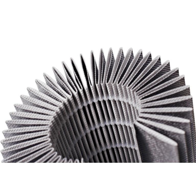 Mini Pleat Technology